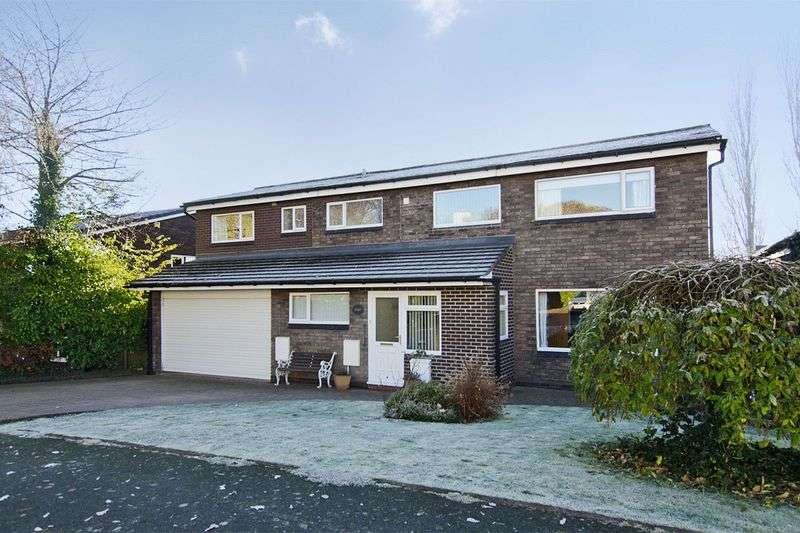 4 Bedrooms Detached House for sale in The Grange, Upper Longdon, Rugeley