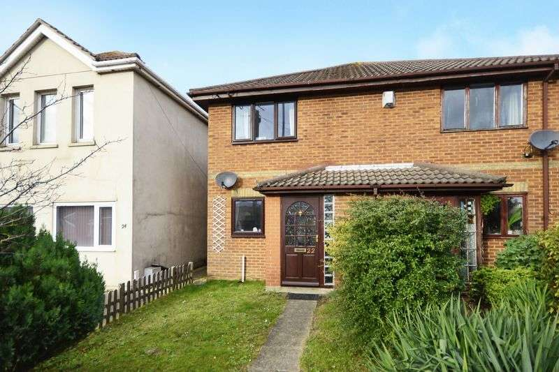 2 Bedrooms Semi Detached House for sale in Old Wareham Road, Poole