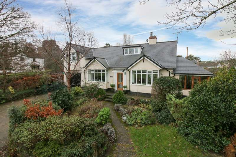 4 Bedrooms Detached House for sale in Ridgeway, Bovey Tracey