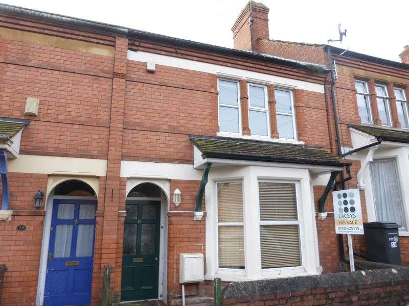 3 Bedrooms Terraced House for sale in Crofton Park, Yeovil
