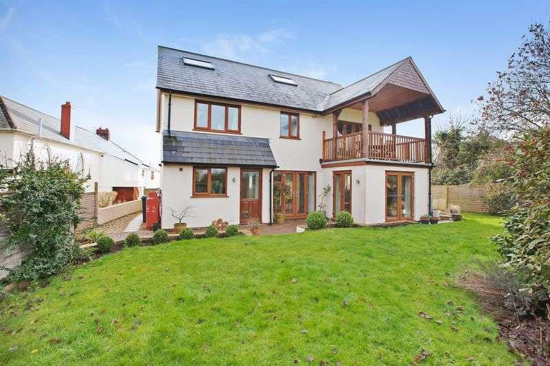 4 Bedrooms Detached House for sale in Nynehead, Wellington