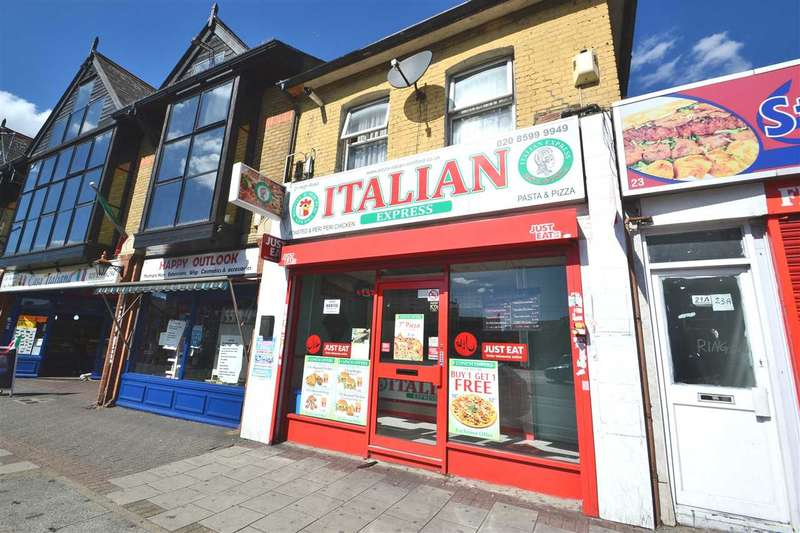 1 Bedroom Commercial Property for sale in High Road, Chadwell Heath, Romford