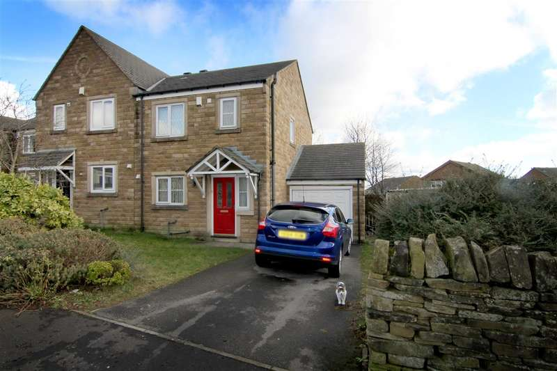 3 Bedrooms Semi Detached House for sale in Bell Street, Claremount, Halifax