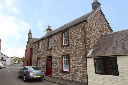 4 Bedrooms End Of Terrace House for sale in Moray Street, Doune