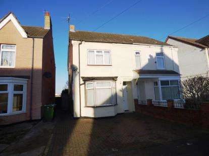 3 Bedrooms Semi Detached House for sale in Fletton Avenue, Peterborough, Cambridgeshire, United Kingdom