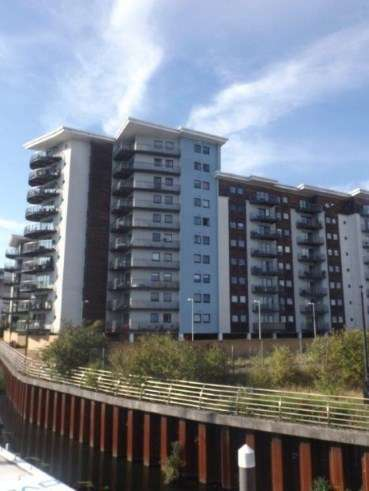 1 Bedroom Flat for sale in Alexandria, Victoria Wharf, Cardiff Bay, Cardiff