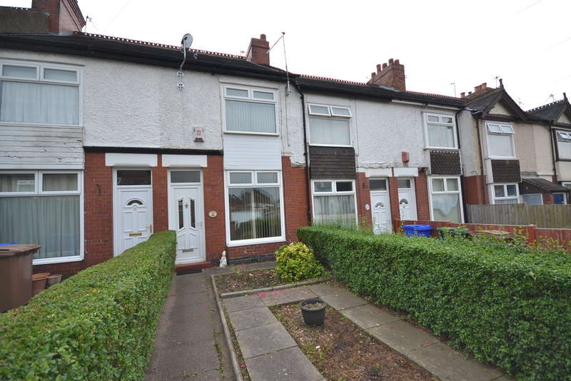 2 Bedrooms Town House for sale in Highgrove Road, Trent Vale