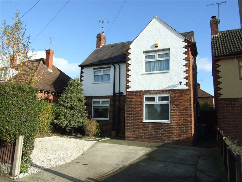 5 Bedrooms Detached House for sale in Nottingham Road, Alfreton, Derbyshire, DE55