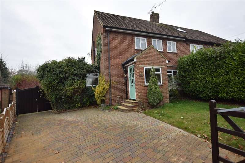 3 Bedrooms Semi Detached House for sale in Anderson Crescent, Arborfield Cross, Reading, RG2