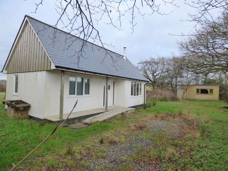 1 Bedroom Bungalow for sale in Broadmoor Lane, Okehampton
