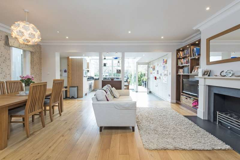 5 Bedrooms Semi Detached House for sale in Sudbrooke Road, London, SW12