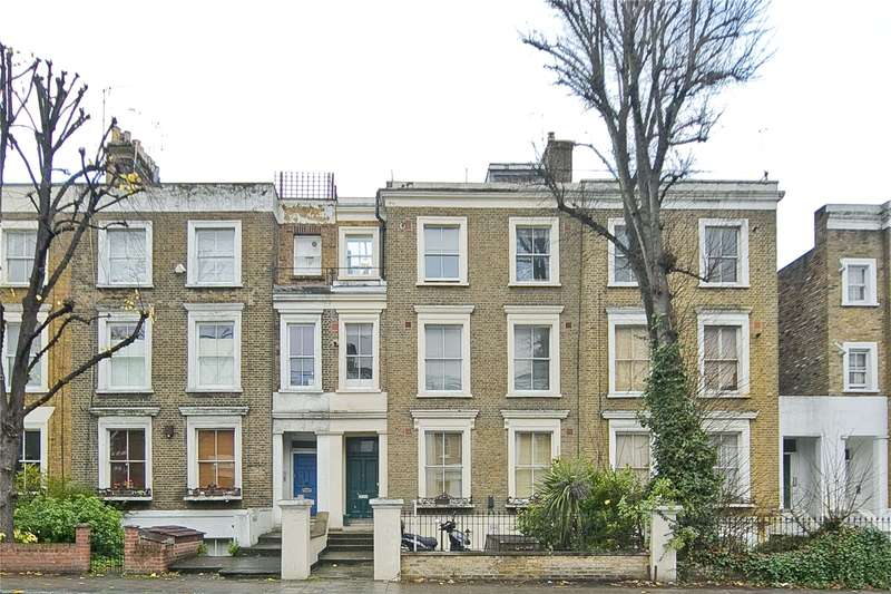 2 Bedrooms Flat for sale in Mildmay Park, Canonbury, N1
