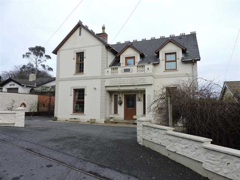 4 Bedrooms Property for sale in Croeslan, Llandysul