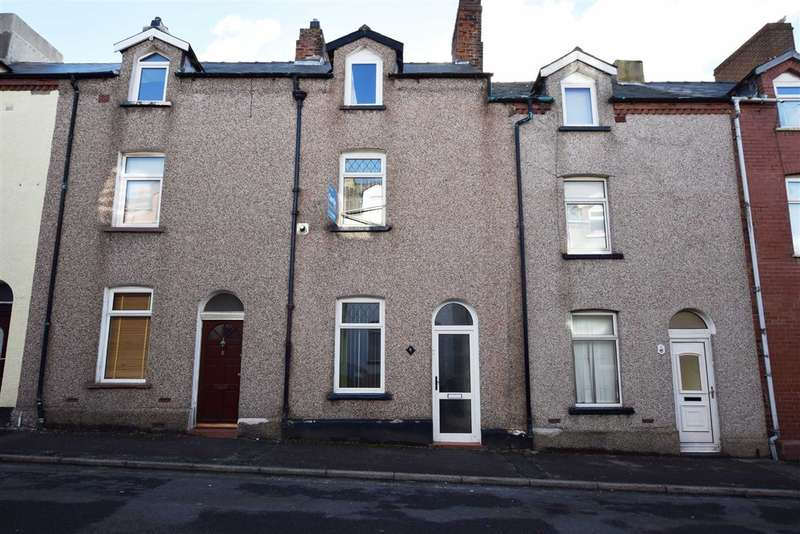 3 Bedrooms Property for sale in Howe Street, Barrow In Furness, Cumbria