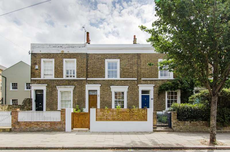 3 Bedrooms Terraced House for sale in Cavendish Road, Balham, SW12