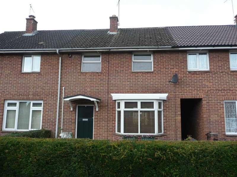 2 Bedrooms Terraced House for sale in Enford Avenue, Penhill, Swindon