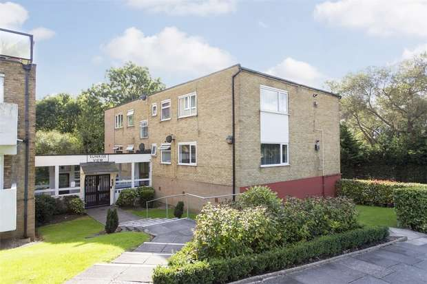 2 Bedrooms Flat for sale in Sunrise View, The Rise, Mill Hill, NW7