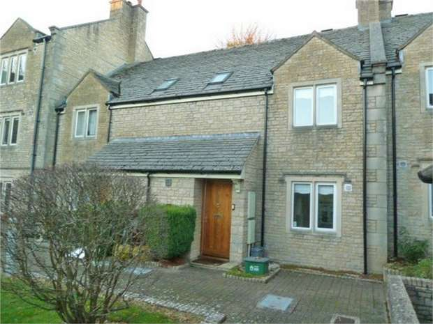 2 Bedrooms Terraced House for sale in Hyett Close, Painswick, Stroud, Gloucestershire
