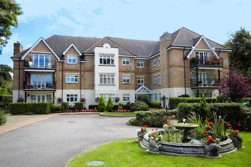 2 Bedrooms Flat for sale in High Road, Bushey Heath, WD23