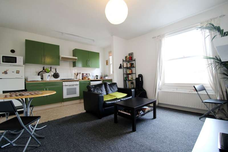 1 Bedroom Flat for sale in Caledonian Road, London, N1