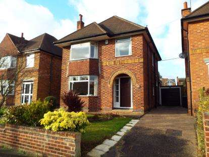 3 Bedrooms Detached House for sale in Bankfield Drive, Bramcote, Nottingham, Nottinghamshire
