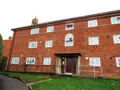 2 Bedrooms Flat for sale in Orchard Avenue, Cheltenham, Gloucestershire