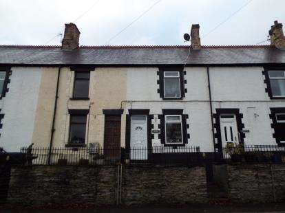 2 Bedrooms Terraced House for sale in Northyn Terrace, Corwen, ., Denbighshire, LL21