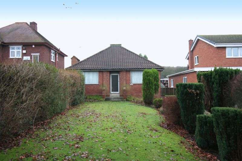 2 Bedrooms Detached Bungalow for sale in PENSNETT, Smithy Lane