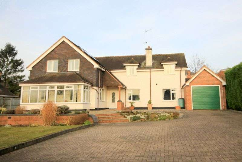 5 Bedrooms Detached House for sale in Lichfield Road, Stone