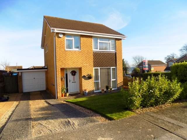 3 Bedrooms Detached House for sale in 2 Grea Tor Close, Paignton, Devon, TQ3 1AS