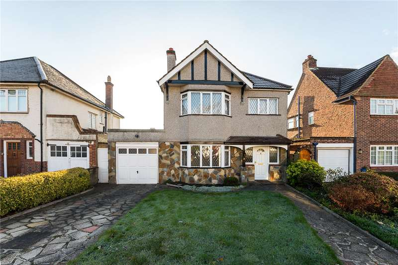 4 Bedrooms Detached House for sale in Avenue South, Surbiton, KT5