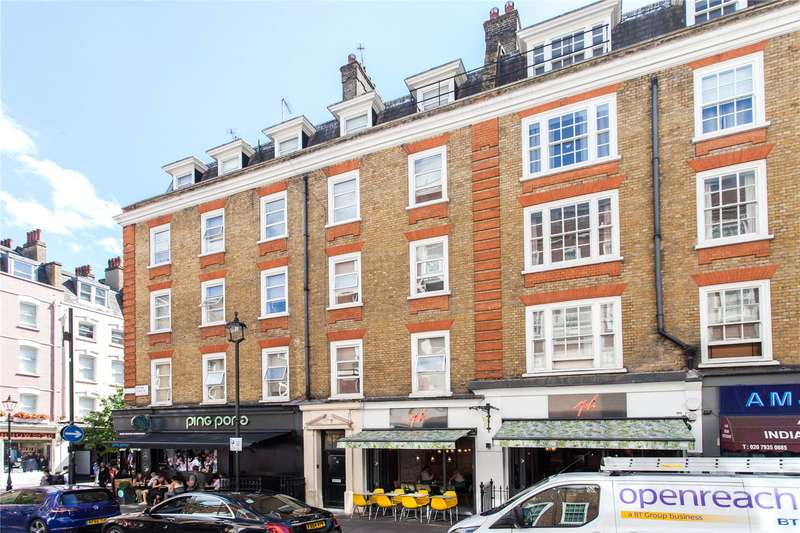 2 Bedrooms Flat for sale in Picton Place, London, W1U