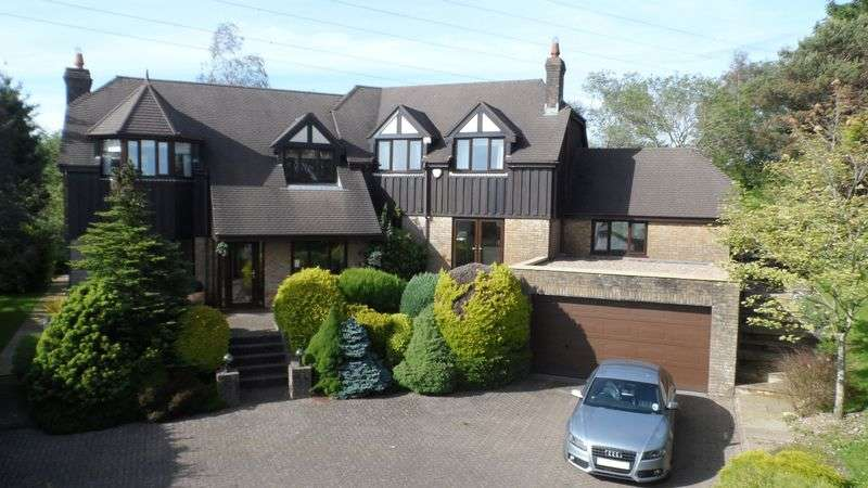 5 Bedrooms Detached House for sale in Croft House, Trerhyngyll, Cowbridge, CF71 7TN