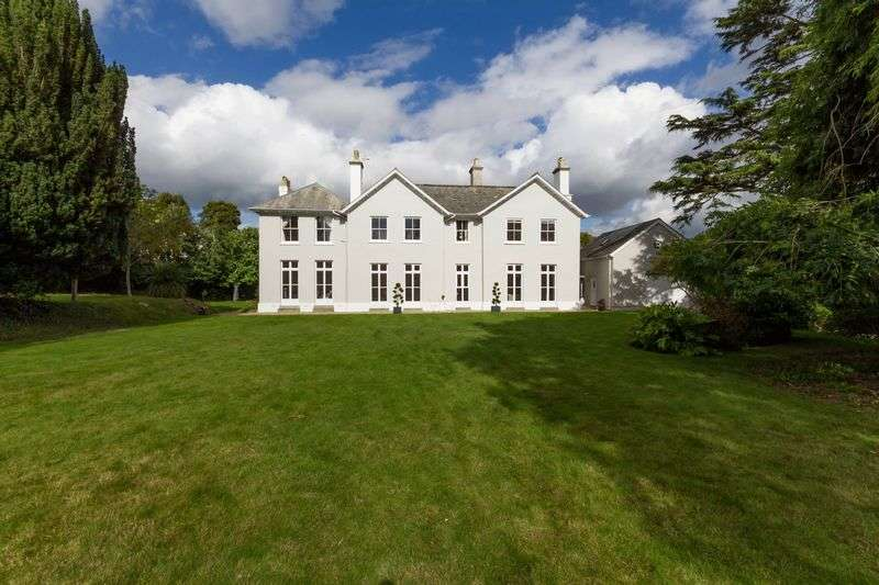 7 Bedrooms Detached House for sale in The Glebe House, Glebelands, Chudleigh, Newton Abbot