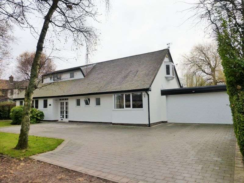 4 Bedrooms Detached House for sale in Greenways, Tarleton, Preston