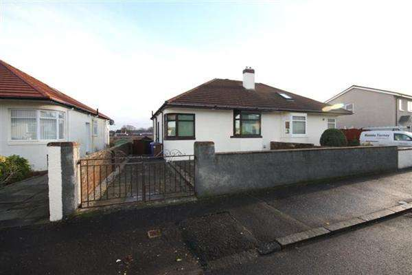 2 Bedrooms Bungalow for sale in Leslie Crescent, Ayr