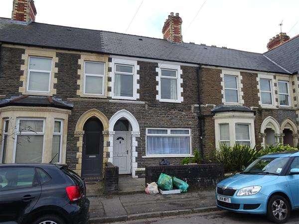 1 Bedroom House Share for rent in Bangor Street, Cardiff