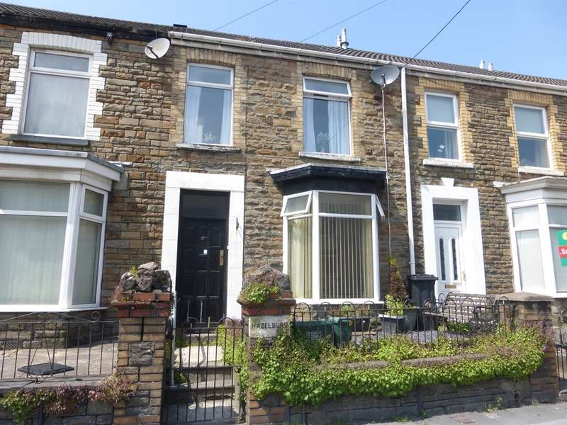 3 Bedrooms Terraced House for sale in Eastland Road, Neath