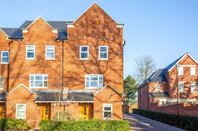 4 Bedrooms End Of Terrace House for sale in Charles Sevright Way, Mill Hill, London, NW7