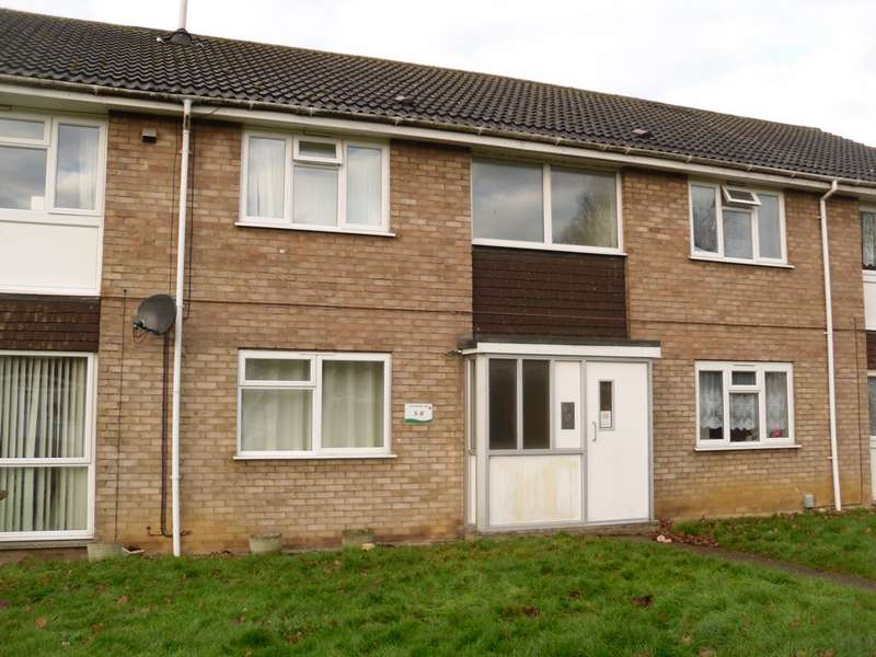 2 Bedrooms Flat for sale in Richardson Way, Whittlesey, PE7