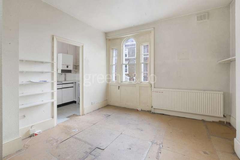 1 Bedroom Flat for sale in Kilburn High Road, The Terrace, Kilburn, London, NW6