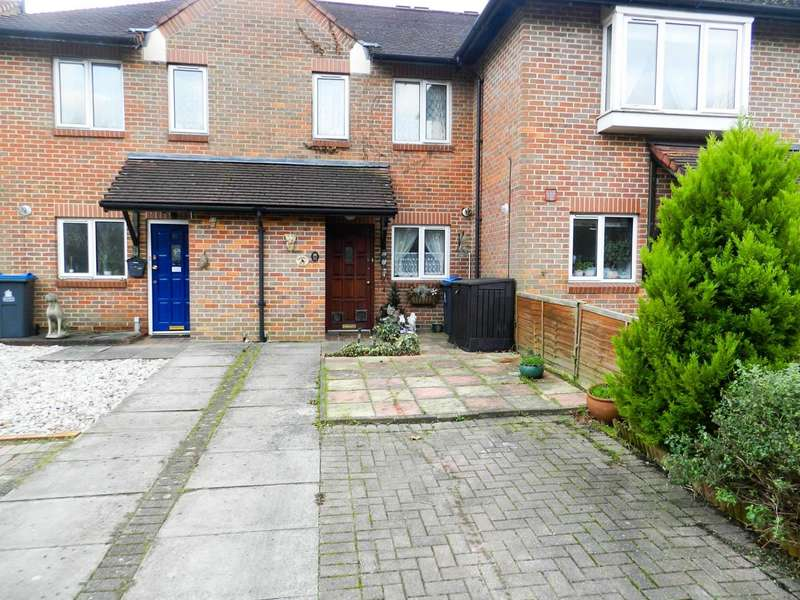 2 Bedrooms Property for sale in Meldone Close, Surbiton
