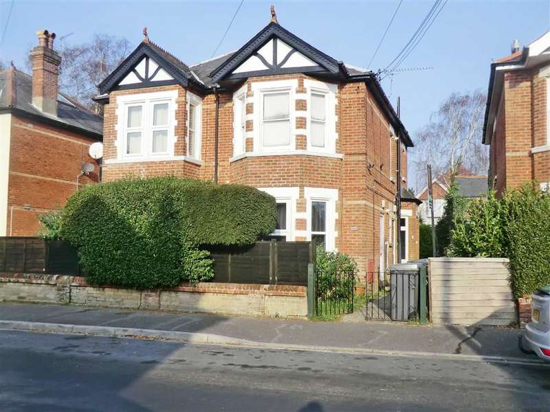 1 Bedroom Flat for sale in Richmond Wood Road, Bournemouth, Dorset