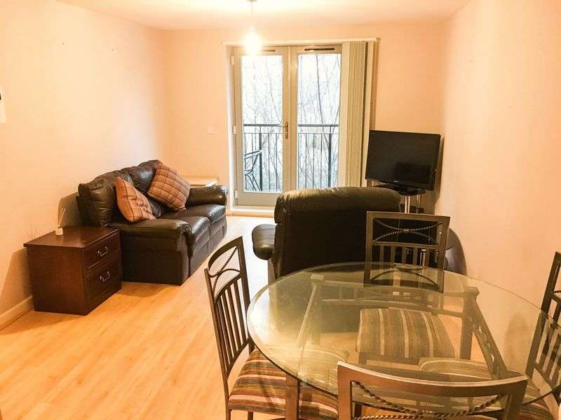 1 Bedroom Flat for sale in Royle Street, Congleton