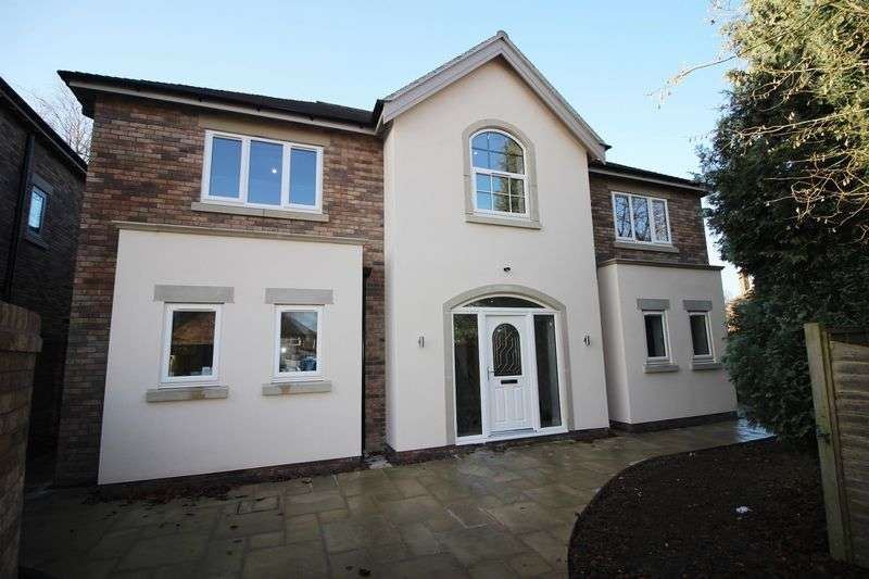 5 Bedrooms Detached House for sale in Last Remaining Plot, London Road, Shrewsbury, SY2 6PP
