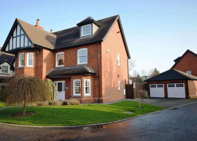 5 Bedrooms Detached House for sale in Leas Park, Hoylake