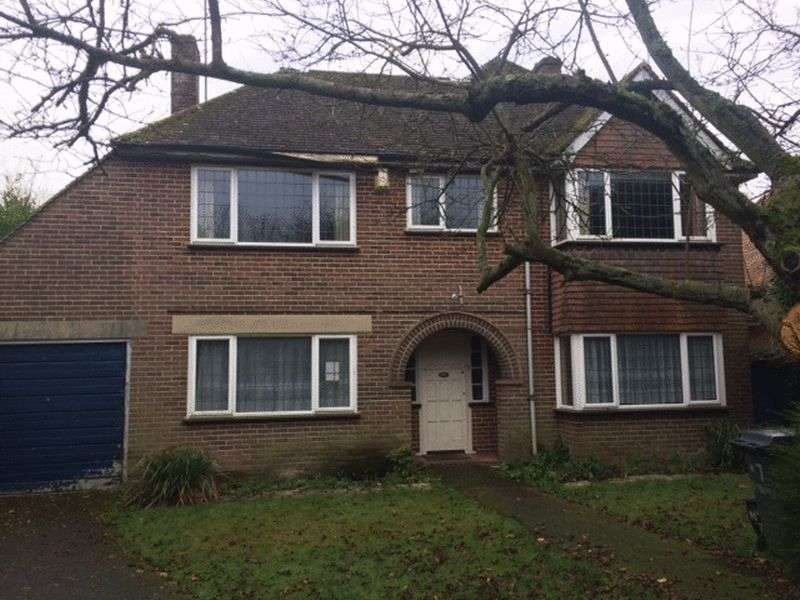 4 Bedrooms Detached House for sale in Blean