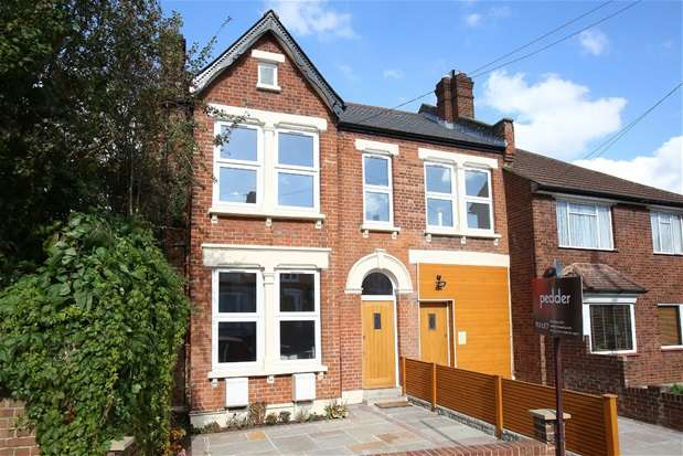3 Bedrooms Maisonette Flat for sale in Vancouver Road, Forest Hill