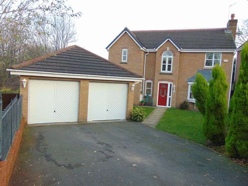 4 Bedrooms Detached House for sale in Royds Close, Tottington, Bury