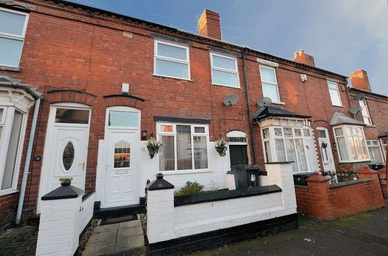 2 Bedrooms Terraced House for sale in Beaumont Road, Halesowen